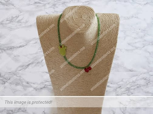Stop Being A Cactus Necklace-2