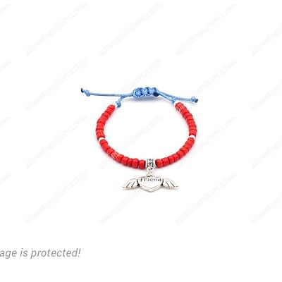 Red Friendship Bracelet