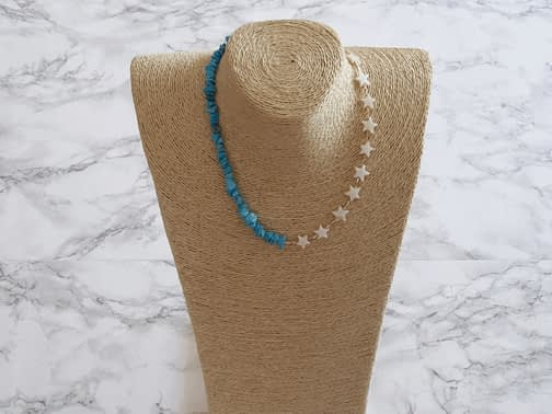Shooting Star Necklace-2