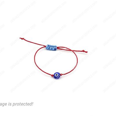 Blue Spiritual Protection Evil Eye Bracelet