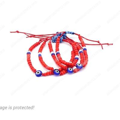 Quadruple Evil Eye Bracelet