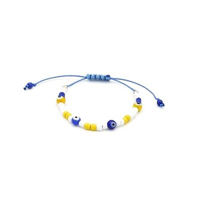 Health Evil Eye Bracelet
