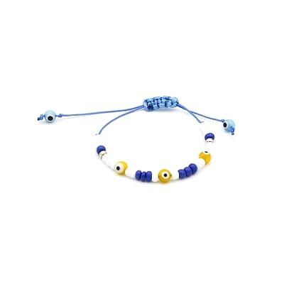 Fitness Evil Eye Bracelet
