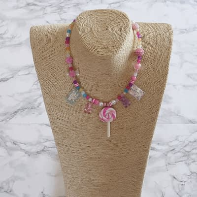 Candy Crush Necklace