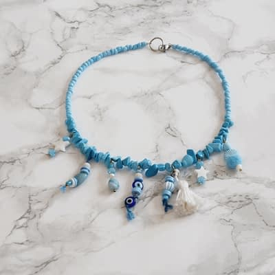 Celestial Touch Necklace